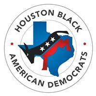 Houston Black American Democrats (HBAD) logo