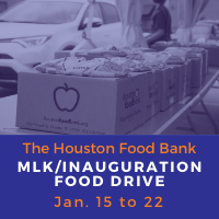 Houston Food Bank Fundraiser